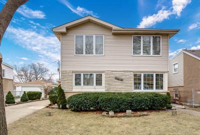 Niles Single Family Home New: 8819 North Elmore Street