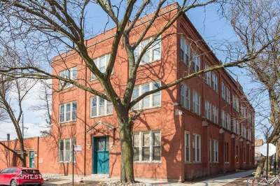 Condo/Townhouse New: 2510 North Wayne Avenue #104