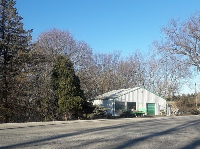 Elgin Commercial For Sale: 39w525 Big Timber Road