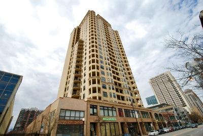 Condo/Townhouse For Sale: 1464 South Michigan Avenue #2206