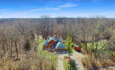 Morris Single Family Home New: 6445 East North Prairie Drive
