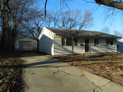 Normal Single Family Home New: 1104 Julienne Drive
