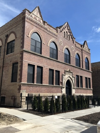 Condo/Townhouse For Sale: 915 North Hoyne Avenue #4