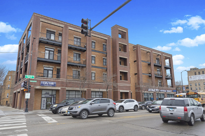 Condo/Townhouse For Sale: 4700 North Western Avenue #4H