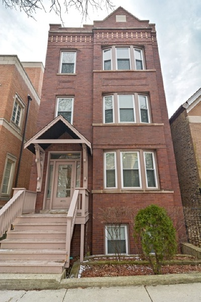 Chicago Multi Family Home Contingent: 2225 West Belden Avenue