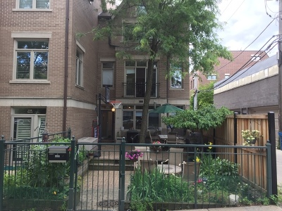 Condo/Townhouse New: 2734 North Janssen Avenue #A
