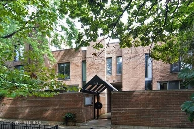 Condo/Townhouse New: 2235 North Lakewood Avenue #CN