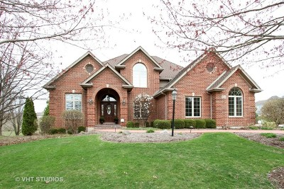 Crystal Lake Single Family Home New: 9555 Player Court