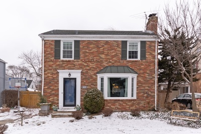 Elmwood Park Single Family Home For Sale: 1629 North 77th Court