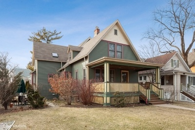 Oak Park Single Family Home New: 803 Belleforte Avenue
