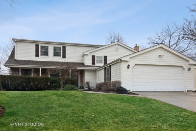 Buffalo Grove Single Family Home New: 933 Greenridge Road
