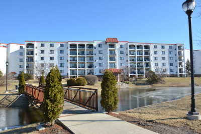 Wheeling Condo/Townhouse New: 375 Plum Creek Drive #301