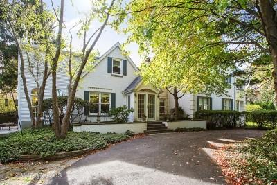 Highland Park Single Family Home New: 1016 Sheridan Road