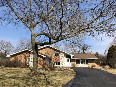 Orland Park Single Family Home New: 7830 Silver Court