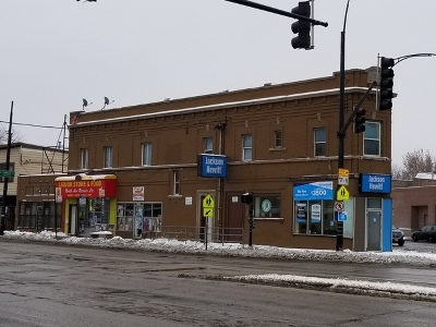 Chicago Commercial New: 4313 West North Avenue