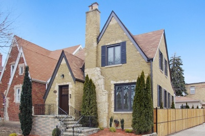 Chicago Single Family Home New: 5815 North Virginia Avenue