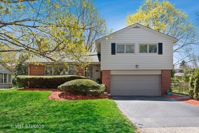 Wilmette Single Family Home Contingent: 471 Highcrest Drive