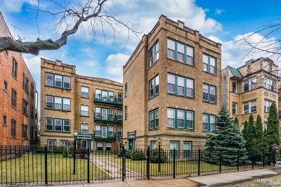 Condo/Townhouse New: 4941 North St Louis Avenue #3