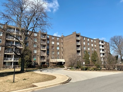 Palatine Condo/Townhouse New: 225 South Rohlwing Road #514