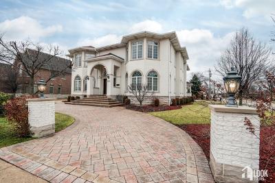 Norridge Single Family Home For Sale: 8232 West Winona Street