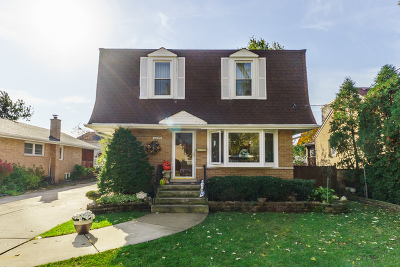 Single Family Home Re-Activated: 10029 Ivanhoe Avenue