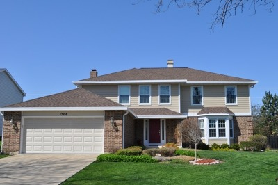 Arlington Heights Single Family Home New: 1508 East Canterbury Drive
