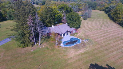 Barrington Single Family Home New: 527 West Merri Oaks Road