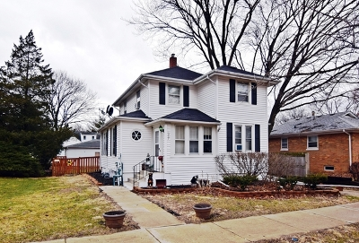 Multi Family Home For Sale: 1207 South 2nd Street