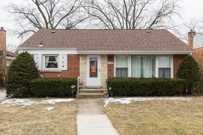 Niles Single Family Home New: 6941 West Cleveland Street
