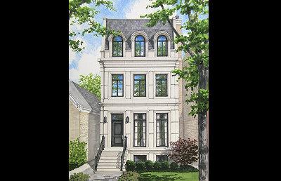 Single Family Home New: 2147 North Magnolia Avenue
