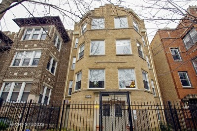 Condo/Townhouse New: 7726 North Paulina Street #2