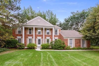 Barrington Single Family Home New: 881 Georgetowne Lane