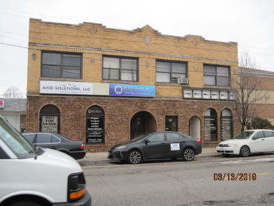 Chicago Commercial New: 5906 West Lawrence Avenue
