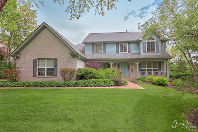 Spring Grove Single Family Home For Sale: 9604 Fox Bluff Lane