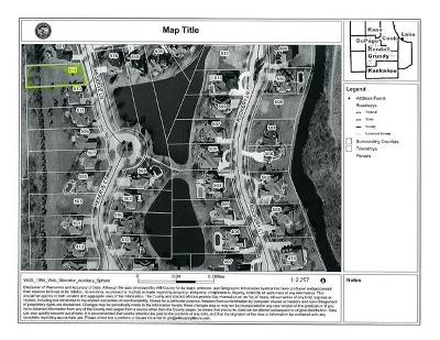 Joliet Residential Lots & Land New: 515 Reserve Court