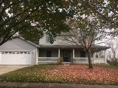 McHenry Single Family Home New: 102 South Ronda Road