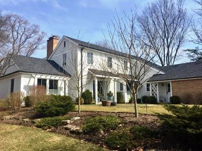 Winnetka Single Family Home For Sale: 453 Sheridan Road
