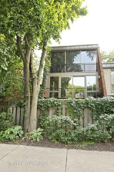 Multi Family Home For Sale: 2134 North Lincoln Avenue