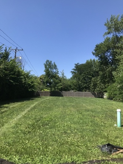 Du Page County Residential Lots & Land New: 23 West 57th Street