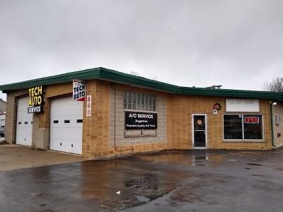 Du Page County Commercial For Sale: 660 Ogden Avenue