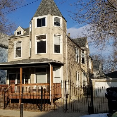 Chicago Multi Family Home New: 2716 East 75th Street