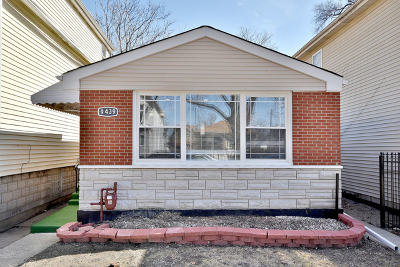 Chicago Single Family Home New: 9439 South Champlain Avenue