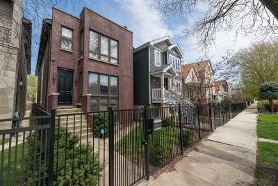 Wicker Park, Bucktown Single Family Home For Sale: 2648 West Homer Street