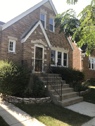 Chicago Single Family Home New: 5716 North Meade Avenue