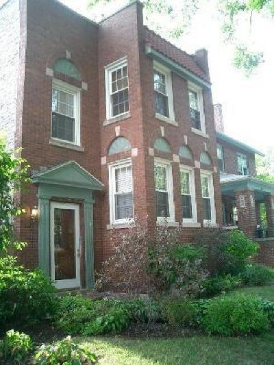 Evanston Rental New: 2044 Pratt Court #2