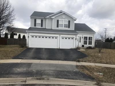 Plainfield Single Family Home New: 2116 Glenridge Court