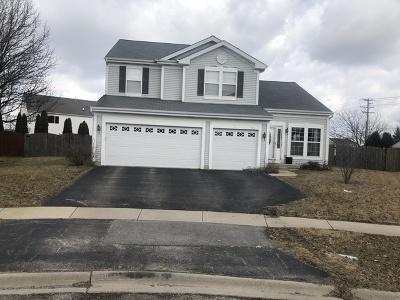 Plainfield Single Family Home For Sale: 2116 Glenridge Court