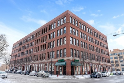 Condo/Townhouse New: 400 South Green Street #518