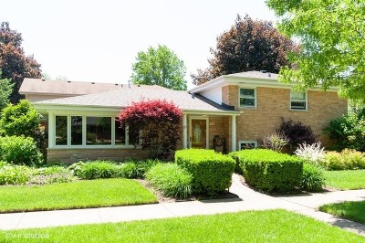 Mount Prospect Single Family Home New: 800 South See Gwun Avenue