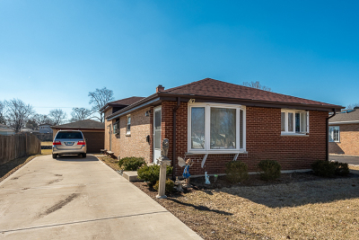 Du Page County Single Family Home New: 47 West Rozanne Drive